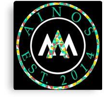 AINOS Origin  Canvas Print
