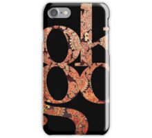 Ok go 8 iPhone Case/Skin