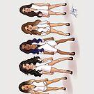 Fifth Harmony - Boss by MargaHG