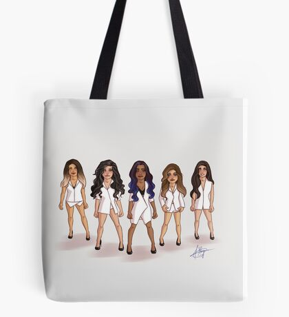 Fifth Harmony - Boss Tote Bag