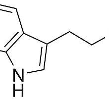 Psychedelic Molecule DMT by thepsychonaut