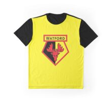 Watford F.C.  Graphic T-Shirt