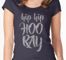 Hip Hip Hooray Women's Fitted Scoop T-Shirt
