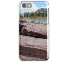 Glacier National Park - Hidden Lake iPhone Case/Skin