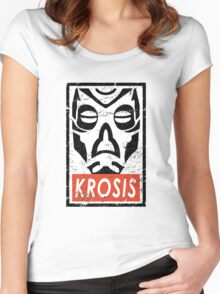Krosis Women's Fitted Scoop T-Shirt