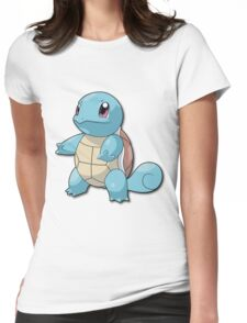 squirle Womens Fitted T-Shirt