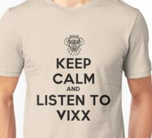 listen to vixx Unisex T-Shirt