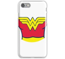 Wonder women 4 iPhone Case/Skin