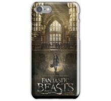 Fantastic beasts 1 iPhone Case/Skin