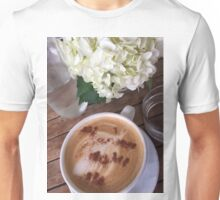 Dirty Chai Latte Unisex T-Shirt