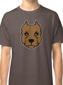 American Pit Bull Terrier pitbull chien dog Classic T-Shirt