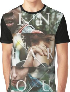 the stranger things Graphic T-Shirt