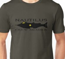 20,000 Leagues Under the Sea - Nautilus  Unisex T-Shirt