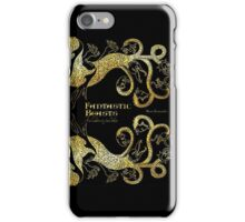 Fantastic beasts 7 iPhone Case/Skin