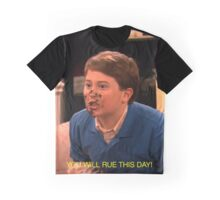 iCarly - You Will Rue This Day! Graphic T-Shirt