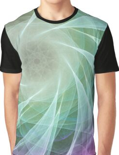Abstract Whirlpool Diamond 2 Graphic T-Shirt