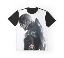 CAPTAIN AMERICA Graphic T-Shirt