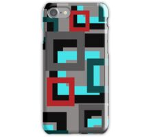 Squared Away iPhone Case/Skin