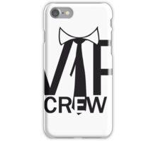 crew team krawatte star famous berühmt wichtig reich vip person dj cool hemd text shirt logo  iPhone Case/Skin