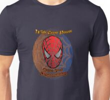 Spider-Man - Super-Hero Classic Great Power Unisex T-Shirt