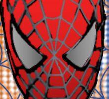 Spider-Man - Super-Hero Classic Great Power Sticker
