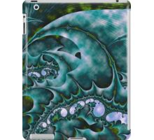 Glimmer of Dry Weather iPad Case/Skin