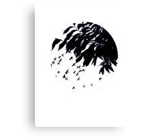 2 - Break Away Canvas Print