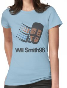 Will Smith 98 Womens Fitted T-Shirt