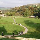 Bolton Abbey, North Yorkshire, UK by GeorgeOne
