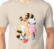 Ampharos Line Unisex T-Shirt