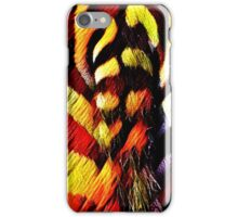 A Tail of Yarn iPhone Case/Skin