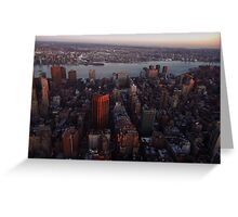From Empire State Building Greeting Card