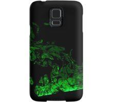 Green Smoke Samsung Galaxy Case/Skin