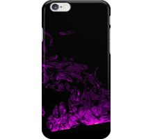 Purple Smoke iPhone Case/Skin