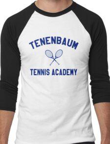 Tenenbaum Tennis Academy - The Royal Tenenbaums Men's Baseball ¾ T-Shirt