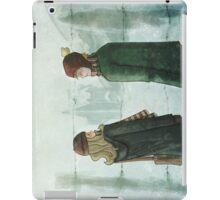 Ron & Hermione iPad Case/Skin
