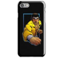 POWER MAN iPhone Case/Skin