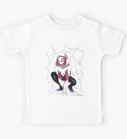Spider Gwen Kids Tee