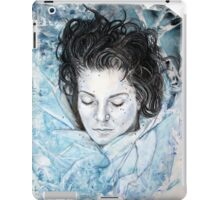 Wrapped in Plastic - Twin Peaks iPad Case/Skin