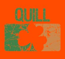 Quill Surname Irish Kids Clothes