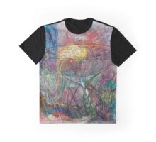 The Atlas Of Dreams - Color Plate 49 Graphic T-Shirt
