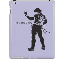 Lee iPad Case/Skin