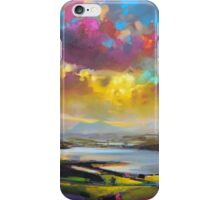 Struie Hill, Dornoch, Scotland iPhone Case/Skin