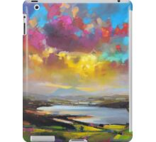Struie Hill, Dornoch, Scotland iPad Case/Skin