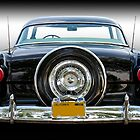 1956 Ford Fairlane Victoria 'Continental Kit' by DaveKoontz