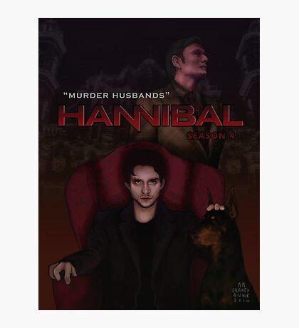 Hannibal Season 4 -- Murder Husbands Photographic Print