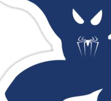 Spidey blue Sticker
