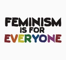 Feminism is for everyone by Boogiemonst