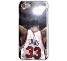 Patrick Ewing iPhone Case/Skin