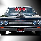 1967 Chevrolet 'High-Performance' Chevelle by DaveKoontz